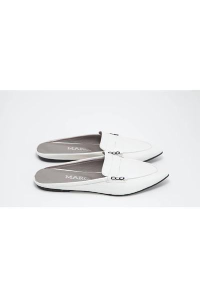 Marci Shoes Tara Düz Kadın Terlik