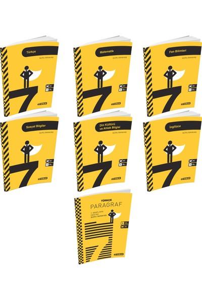 Hız 7. Sınıf Tüm Dersler Soru Bankası Seti (7 Kitap)