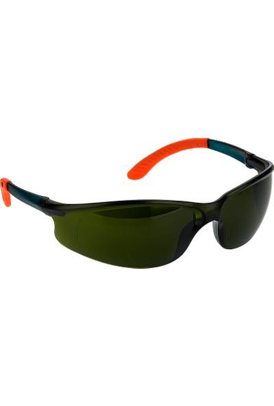 Roney Koruyucu Iş Gözlüğü Yeşil 986022