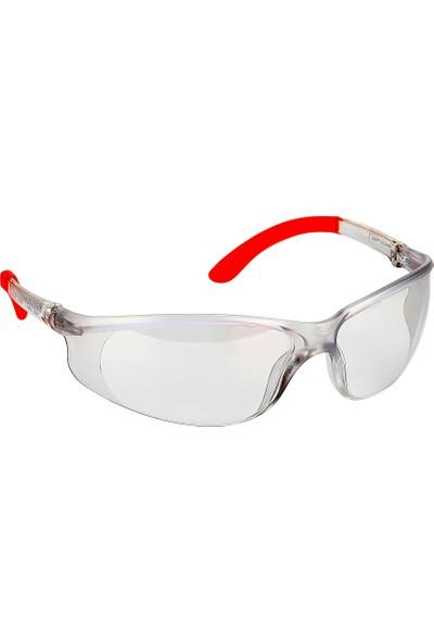 Roney Koruyucu Iş Gözlüğü Buğu Yapmaz Şeffaf Cam 986027