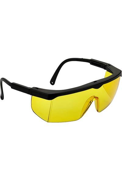 Viola Valente Koruyucu Iş Gözlüğü Sarı VV404