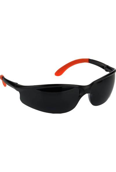 Roney Koruyucu Iş Gözlüğü Siyah 986024