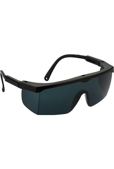 Viola Valente Koruyucu Iş Gözlüğü Füme VV405