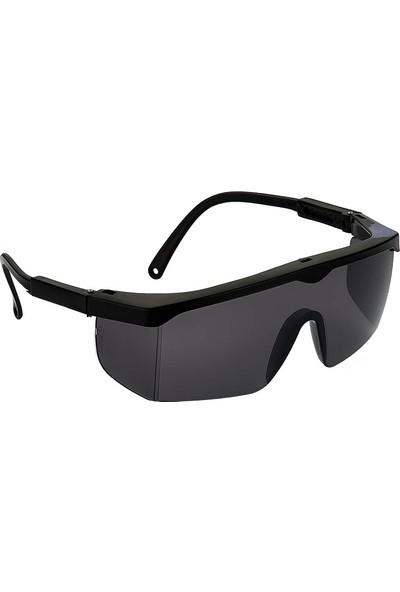 Viola Valente Koruyucu Iş Gözlüğü Siyah VV407