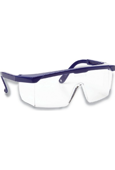 Medop Flash Koruyucu Iş Gözlüğü Şeffaf 902989