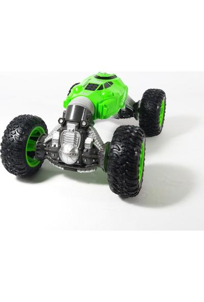 Can-Em Oyuncak Uzaktan Kumandalı 4x4 Şarjlı Off Road Akrobatik Motor Sesli Climbing
