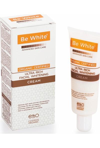 Be White Leke Giderici ve Beyazlatıcı Yüz Bakım Kremi