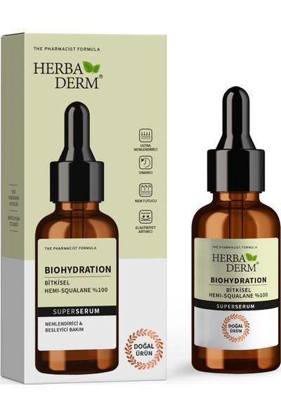 Herbaderm Superserum Biohydration %100 Hemi-Squala 30Ml