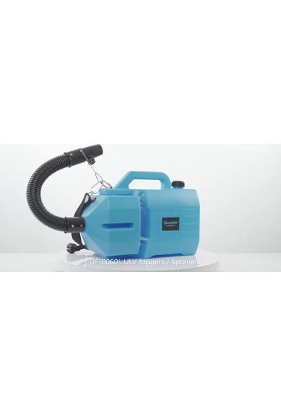 One Dry Ulv Cihazı Dezenfektan Sisleme Makinesi Hortumlu 6 lt