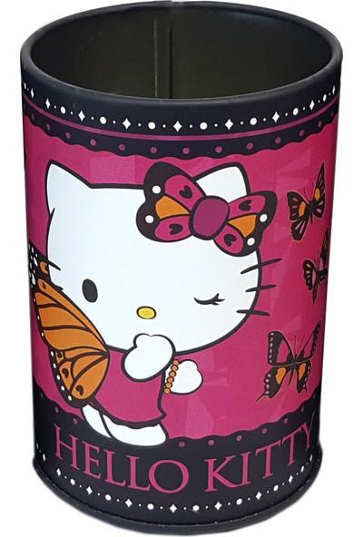 Hello Kitty HK-706 Metal Masa Kalemliği 24/96