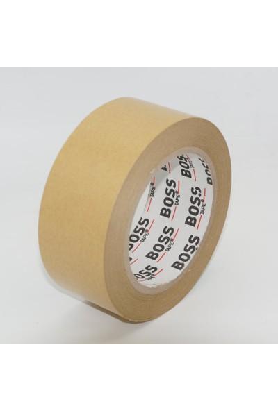 Boss Tape Kraft Bant - 6'lı Kağıt Bant