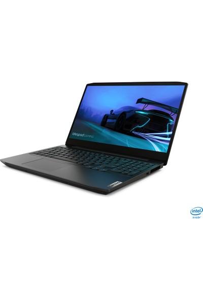 """Lenovo IdeaPad Gaming 3 15IMH05 Intel Core i7 10750H 16GB 512GB SSD GTX1650 Freedos 15.6"""" FHD Taşınabilir Bilgisayar 81Y400D5TX"""