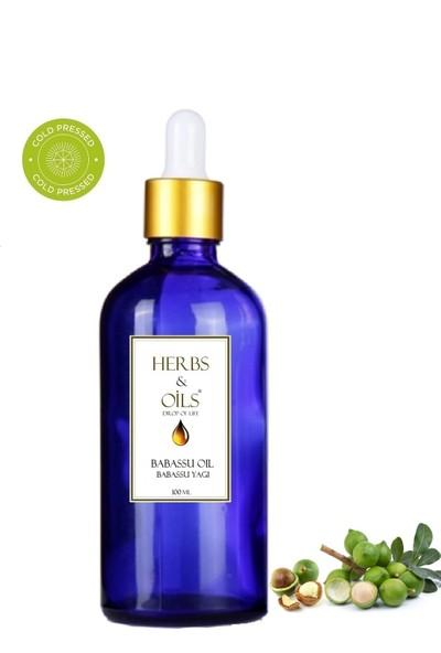 Herbs & Oils Babassu Yağı 100 ml Soğuk Sıkım