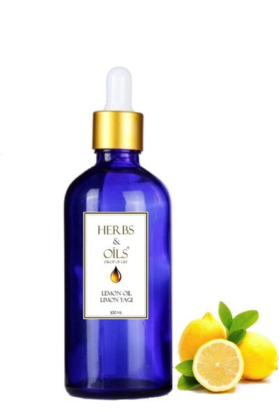 Herbs & Oils Limon Yağı 100 ml