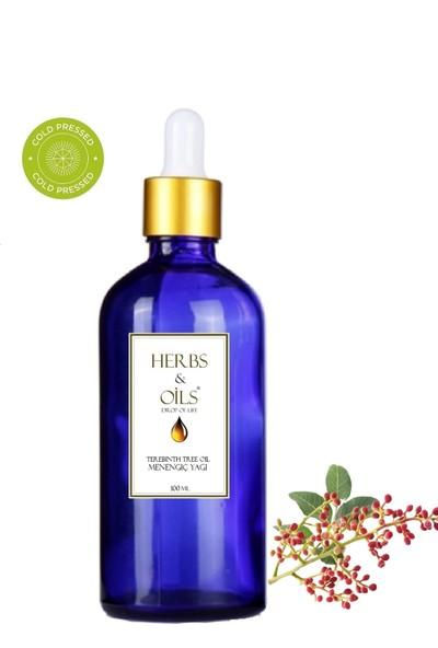 Herbs & Oils Menengiç Yağı 100 ml Soğuk Sıkım