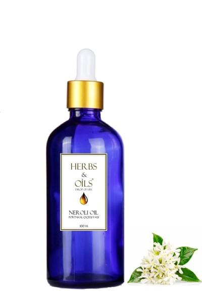 Herbs & Oils Portakal Çiçeği Yağı 100 ml