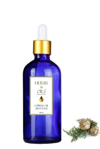 Herbs & Oils Selvi Yağı 100 ml