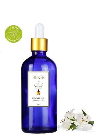 Herbs & Oils Zambak Yağı 100 ml