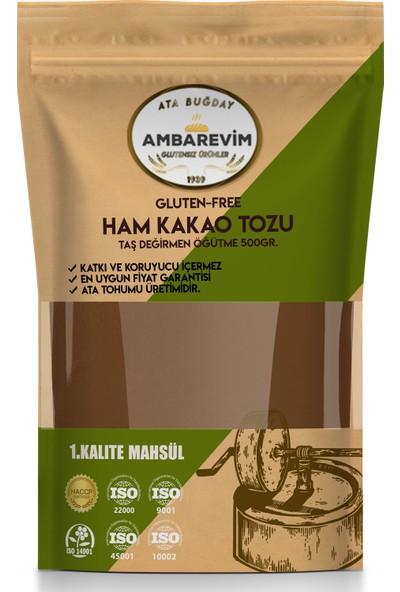 Ambarevim Ham Kakao Tozu 250 gr
