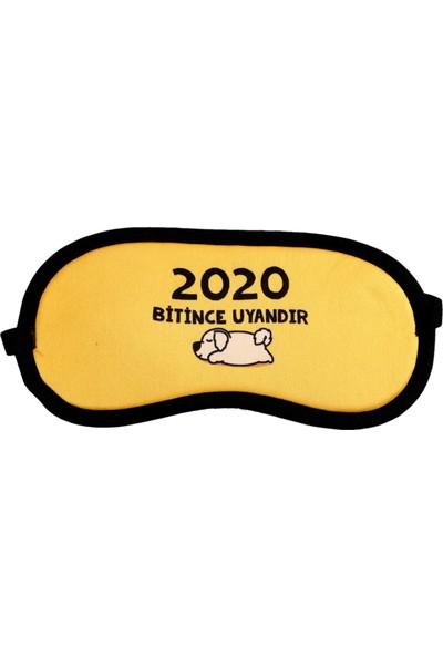 Attach 2020 Bitince Uyandır Uyku Bandı