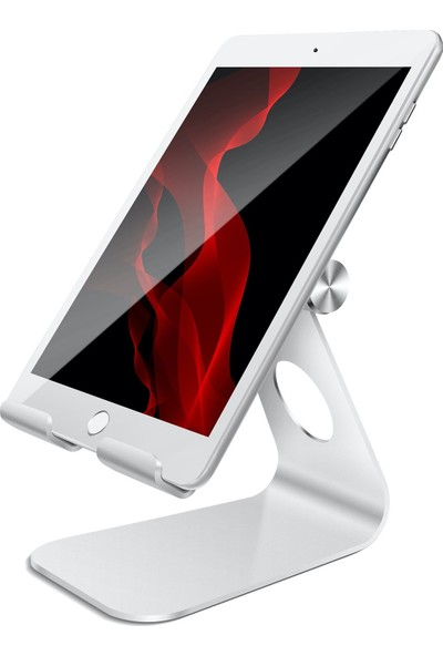 iDock T4 Alüminyum Açısı Ayarlanabilir Tablet Standı
