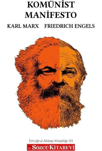 Komünist Manifesto - Karl Marx - Friedrich Engels