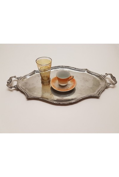 Begüldan Eski Istanbul Porselen Tek Kahve Fincanı