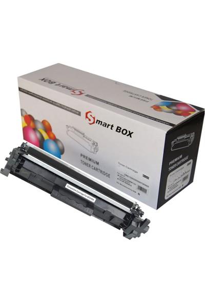 Smart Hp 17A CF217A / Canon 047 CRG047 Muadil Toner Çipli 1600 Sayfa Siyah