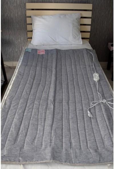 Meltem Tek Kişilik Elektrikli Battaniye 90X150