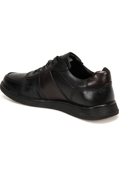 Lumberjack Marcos Siyah Erkek Klasik Ayakkabı
