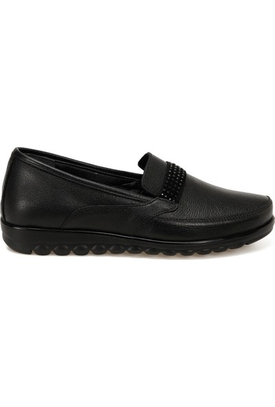 Polaris 5 Nokta 103140CZ Siyah Kadın Comfort Ayakkabı