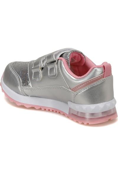 Polaris 612152.P Gümüş Kız Çocuk Ayakkabı