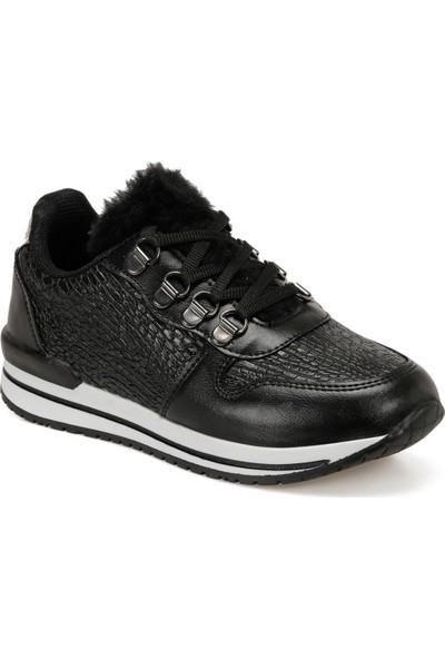 Polaris 612213.F Siyah Kız Çocuk Ayakkabı