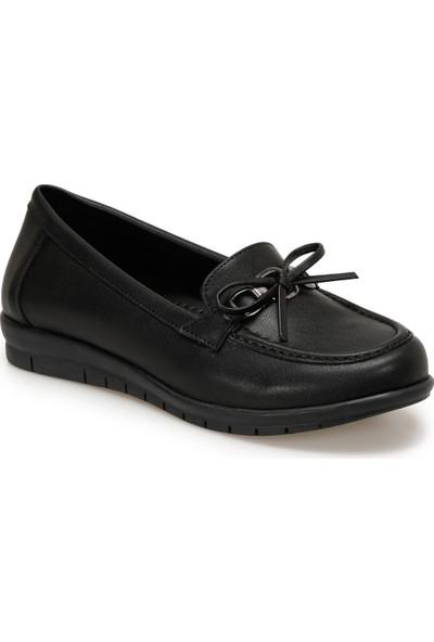 Polaris 92.156915.Z Siyah Kadın Comfort Ayakkabı