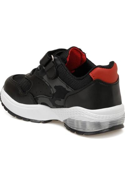 Yellow Kids Batta Siyah Erkek Çocuk Spor Ayakkabı