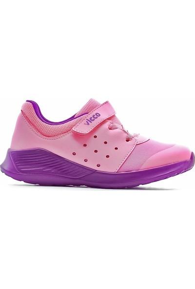 Vicco Kız Çocuk Spor Ayakkabı 20K 346.P20K.153 Pk