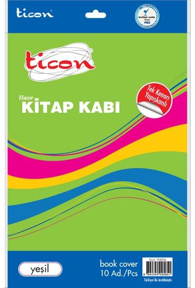 Ticon Hazır Kitap Kabı 21 x 30 cm 10'lu