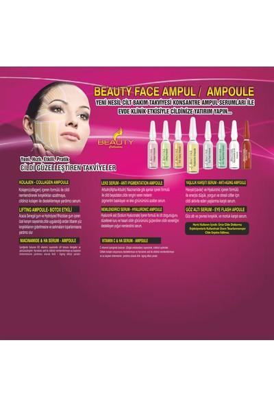 Beauty Face Niacinamide Ha Serum 6'lı Ampul (6x2 Ml)