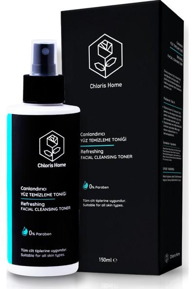 Chloris Home Canlandırıcı Yüz Temizleme Toniği 150 ml