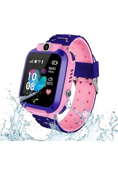 Smartberry SB/Q12 IP67 Su Geçirmez Sim Kartlı Akıllı Çocuk Saati