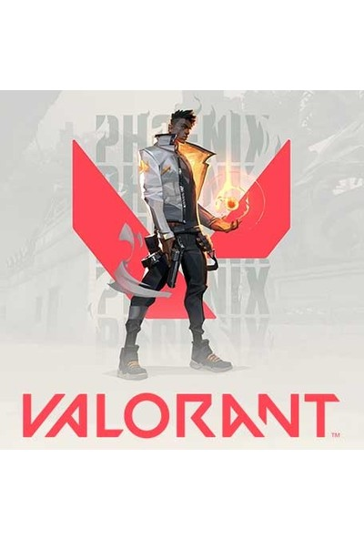 Valorant 3620 Riot Points - 2500 Vp