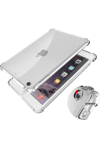 Tekno Grup Apple iPad Pro 9.7'' Kılıf Ultra Korumalı Antishok Silikon Kılıf Şeffaf