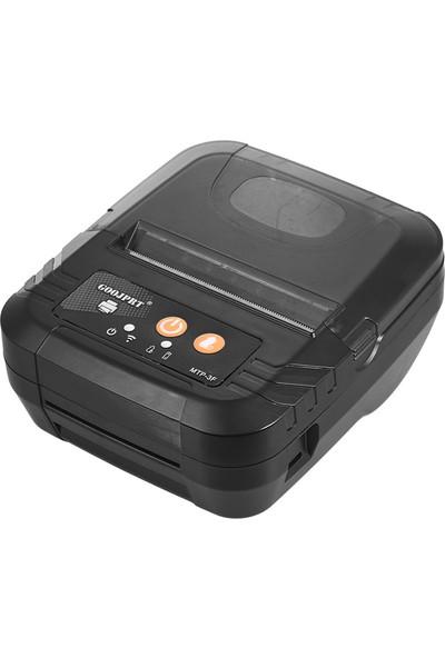 Goojprt Taşınabilir Mini Kablosuz 80 mmBt Termal Makbuz (Yurt Dışından)