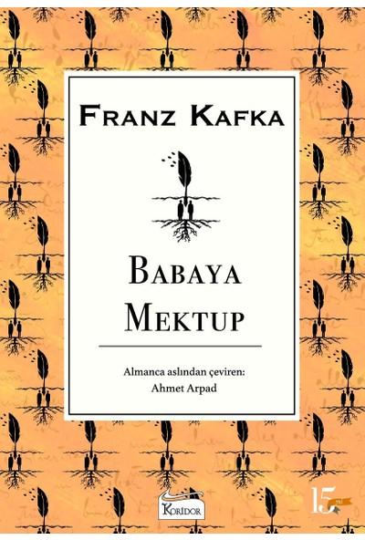 Babaya Mektup (Bez Ciltli) - Franz Kafka