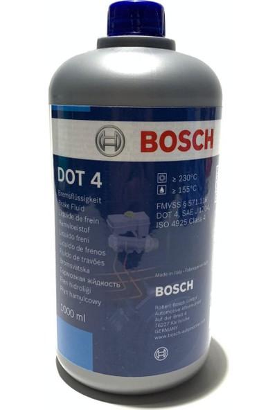 Bosch Bosch Dot 4 Fren Hidroliği 1 Litre