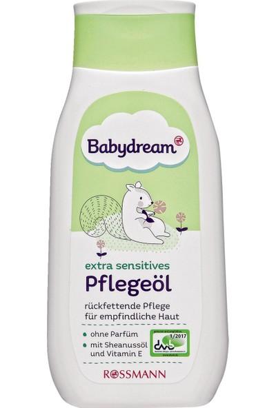 Babydream Bebek Bakım Yağı Çok Hassas Cilt E Vitamini ve Shea Fındığı Yağlı 250 ml