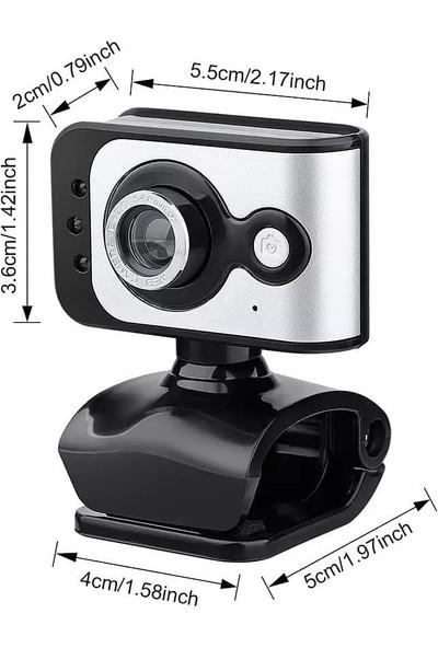 Bood FY101 Full Hd Pc Webcam
