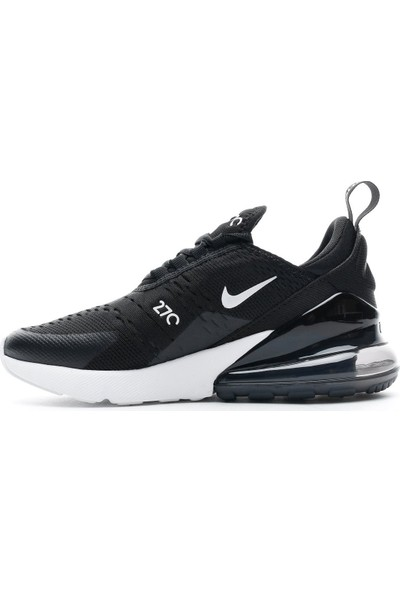 Nike Air Max 270 Spor Ayakkabı Siyah Beyaz