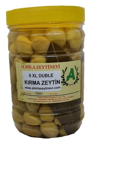 Almila Zeytinevi Domat Kırma 6 Xl Zeytin 1000 gr