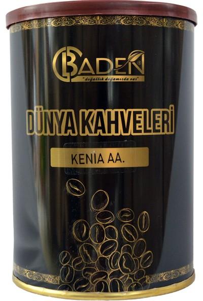 Baden Dünya Kahveleri Kenia Aa 250 gr
